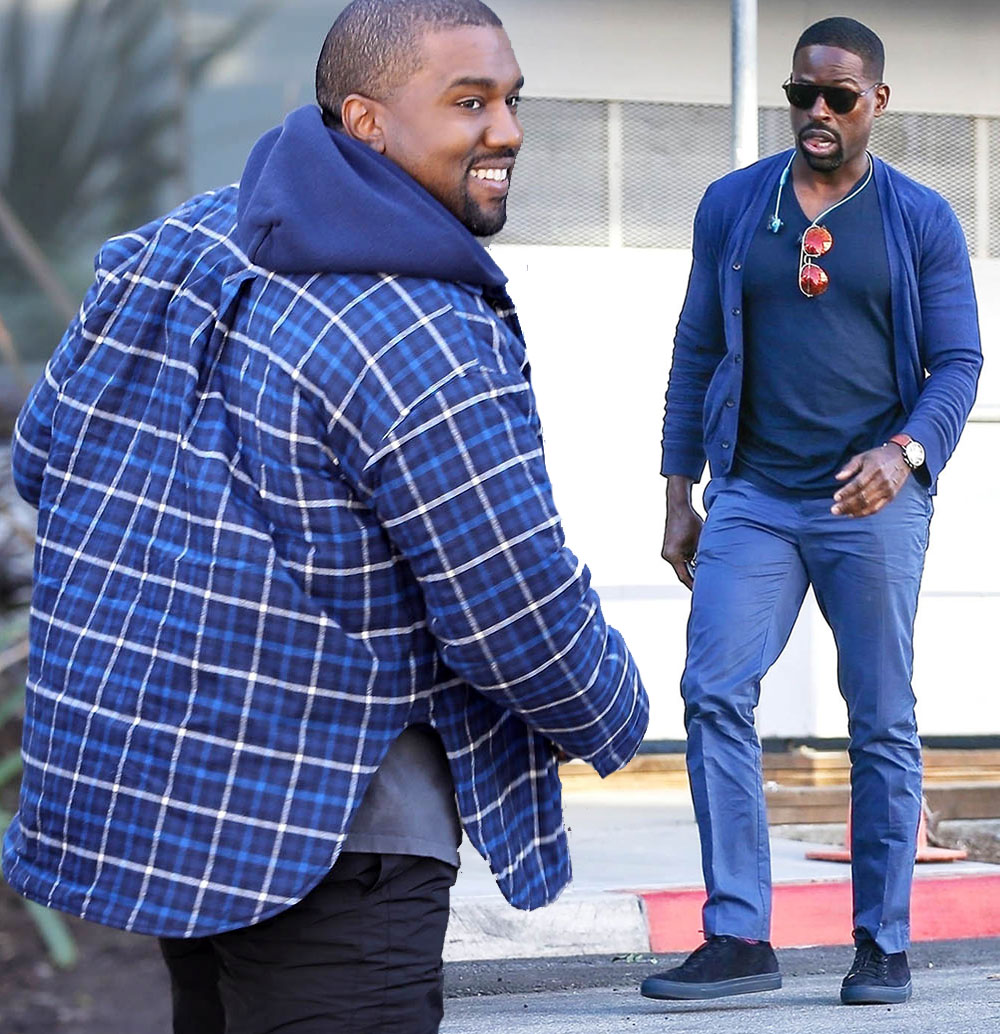 Kanye West, Sttering K Brown