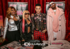 Cast at Love & Hip Hop: Miami Screening in Miami