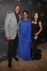 Malik Yoba, Antoinette Tuff, Toni Braxton at Lifetime Premiere of Faith Under Fire