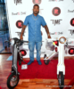 Ray J promotes Scoot-E-Bike in Atlanta