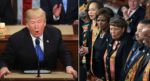 President Trump Addresses The Nation In His First State Of The Union Address