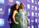 Salma Hayek, Mary J Blige attends 29th Annual Palm Springs International Film Festival Awards Gala - Red Carpet