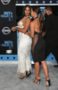 Joseline Hernandez, Rocsi Diaz at 2017 BET Awards
