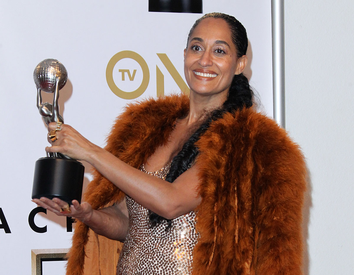 Tracee Ellis Ross at The 49th NAACP Image Awards