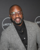Malik Yoba at Lifetime Premiere of Faith Under Fire