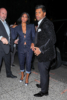 Russell Wilson and Ciara arrive at the Tom Ford Fashion Show