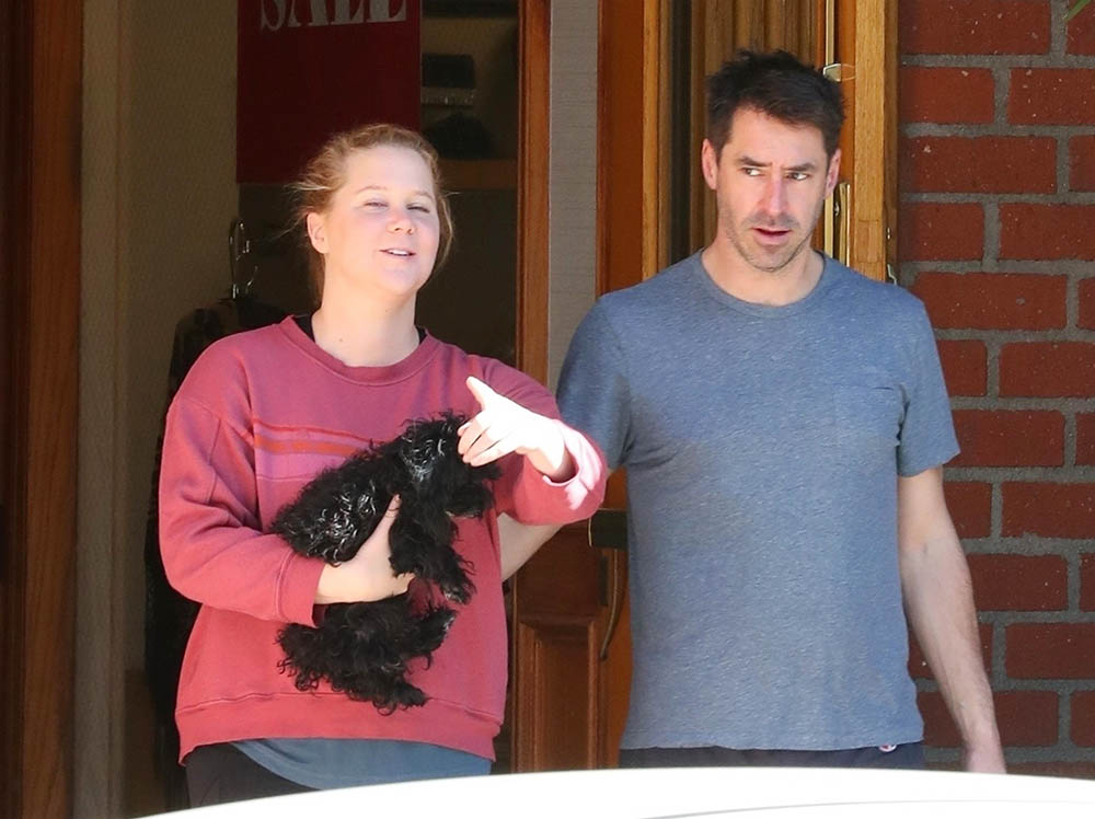 Amy Schumer & Chris Fischer got married