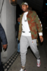 Carmelo Anthony at Craig's in West Hollywood