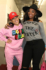 Yandy Smith & Keyshia Cole in Newark, NJ
