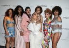 Angel Brinks 2018 Fashion Show at NYFW