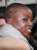 Actress Danai Gurira at Build Series in NYC