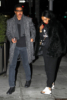 Lionel Richie and his girlfriend in Beverly Hills