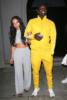 Akon and his girlfriend dine at Craig's