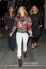 Michael Strahan & Kayla Quick go to see Black Panther with Robin Roberts & Amber Laign