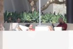 Swizz Beatz & Alicia Keys relax in Cabo San Lucas, Mexico