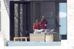 Swizz Beatz & Alicia Keys relax in Cabo San Lucas, Mexico