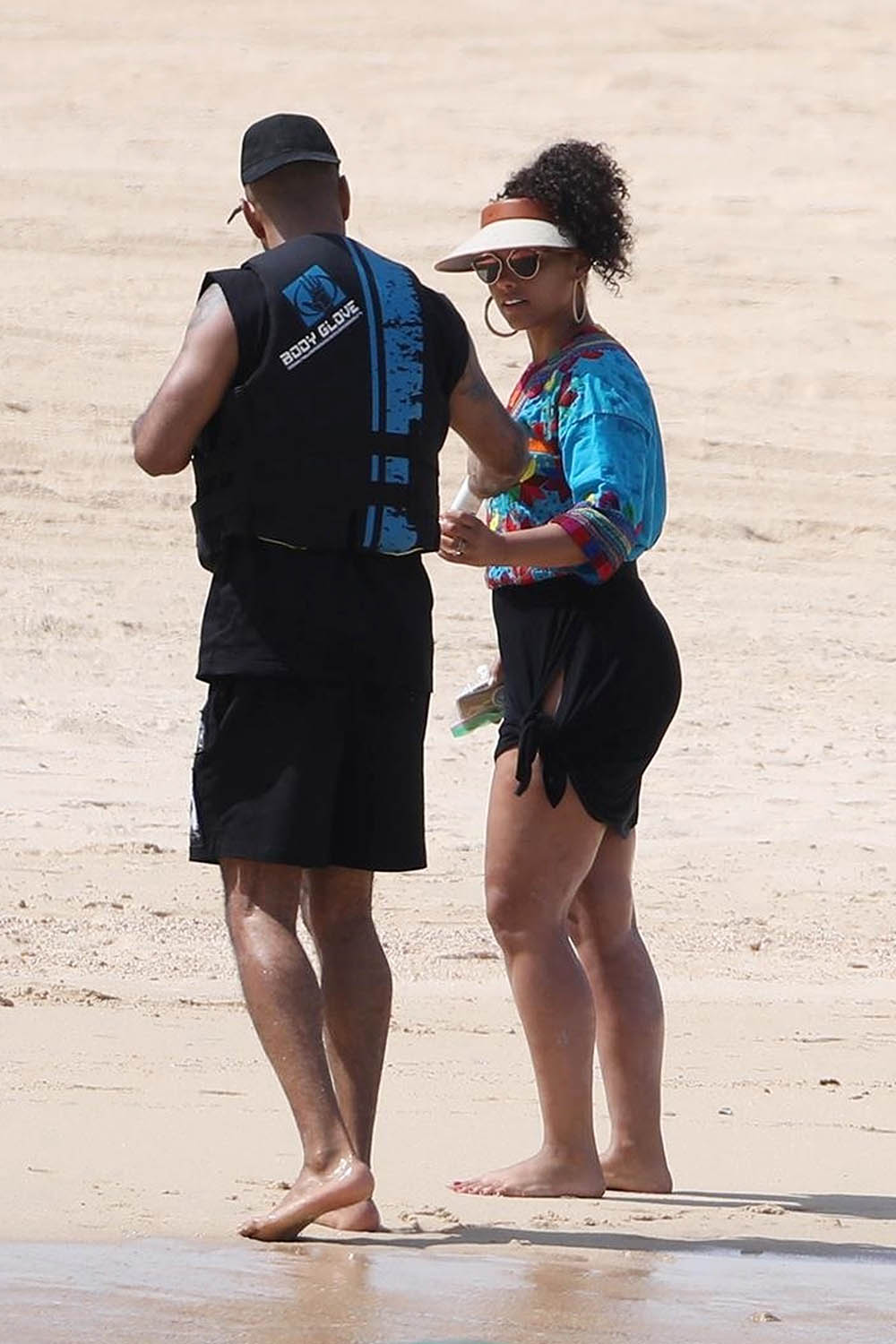 Alicia Keys Amp Swizz Beatz On Vacation In Cabo San Lucas
