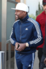 Floyd Mayweather Jr shopping in Beverly Hills