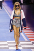 Hailey Baldwin at The Tommy Hilfiger fashion show in Milan