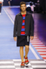 The Tommy Hilfiger fashion show in Milan