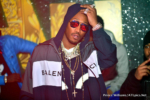 Rapper Future at Mike Will Made It & PLUSS Grammy Celebration