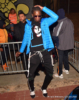Rapper Young Thug at Mike Will Made It & PLUSS Grammy Celebration