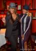 Cynthia Bailey (L) and NeNe Leakes (R) at Marlo Hampton's birthday party