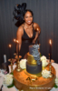 Marlo Hampton's birthday party
