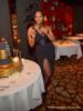 Marlo Hampton's birthday party