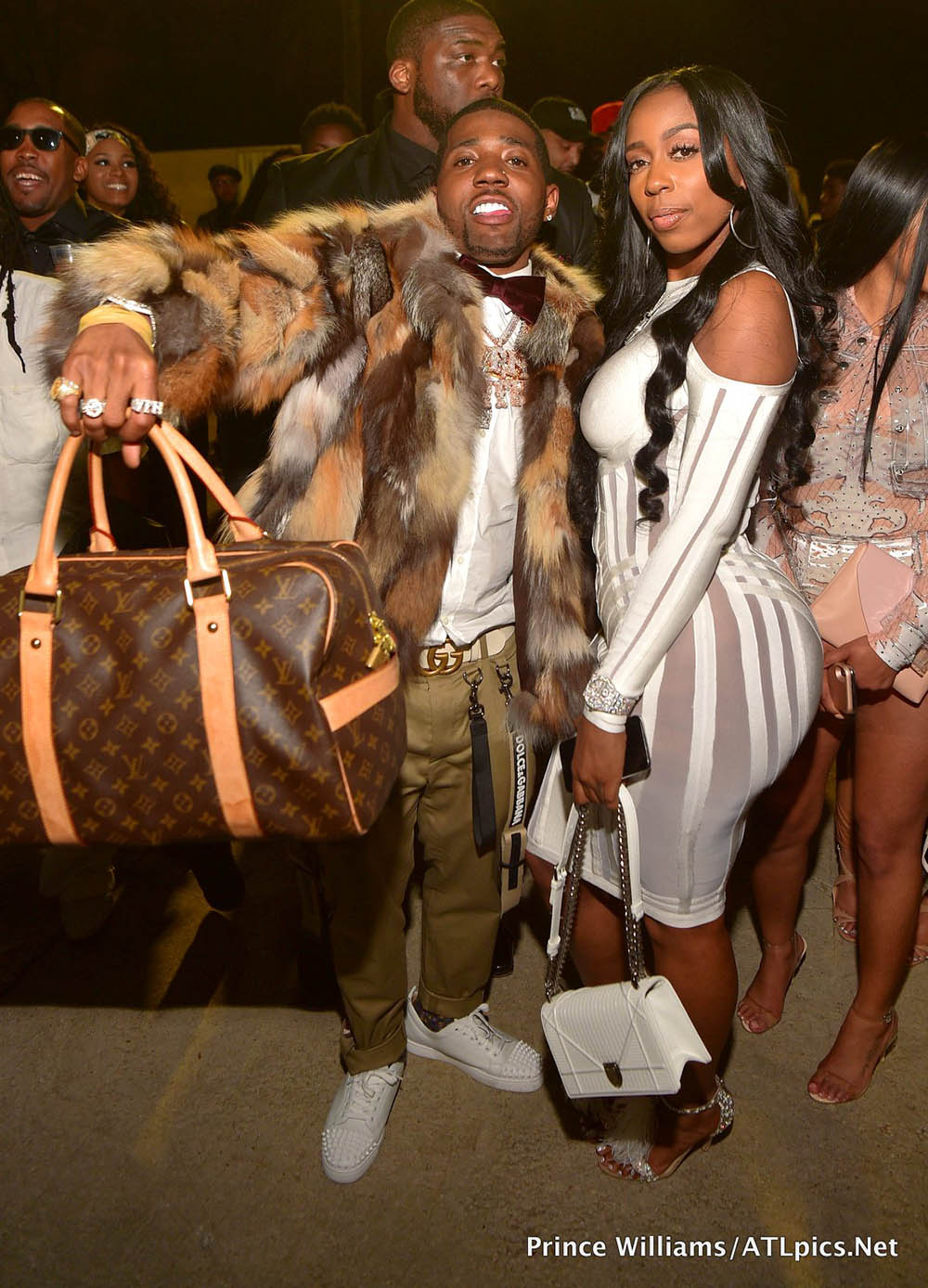 Battery Car For Kids >> PICS: Migos, Adrien Broner, Lil Boosie, Lil Yachty, and More Attend YFN Lucci Birthday Bash