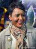 Keshia Lance Bottoms attends Black Panther screening in Atlanta