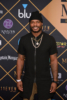 NFL player Michael Cox of the New York Giants attends the 2018 Maxim Party co-sponsored by blu