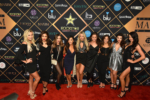 The Timberwolves dancers attend the 2018 Maxim Party co-sponsored by blu