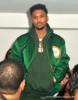 Trey Songz at Boulevard3 in Los Angeles