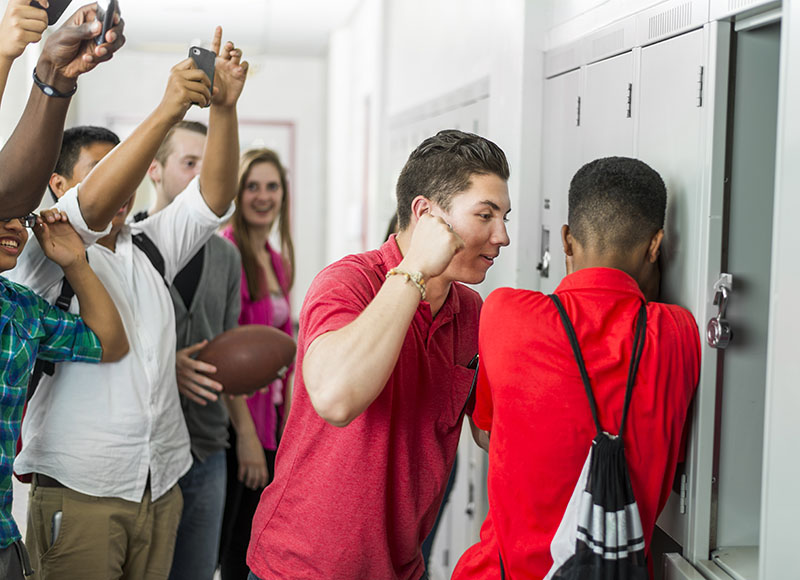 Bullying in high schools