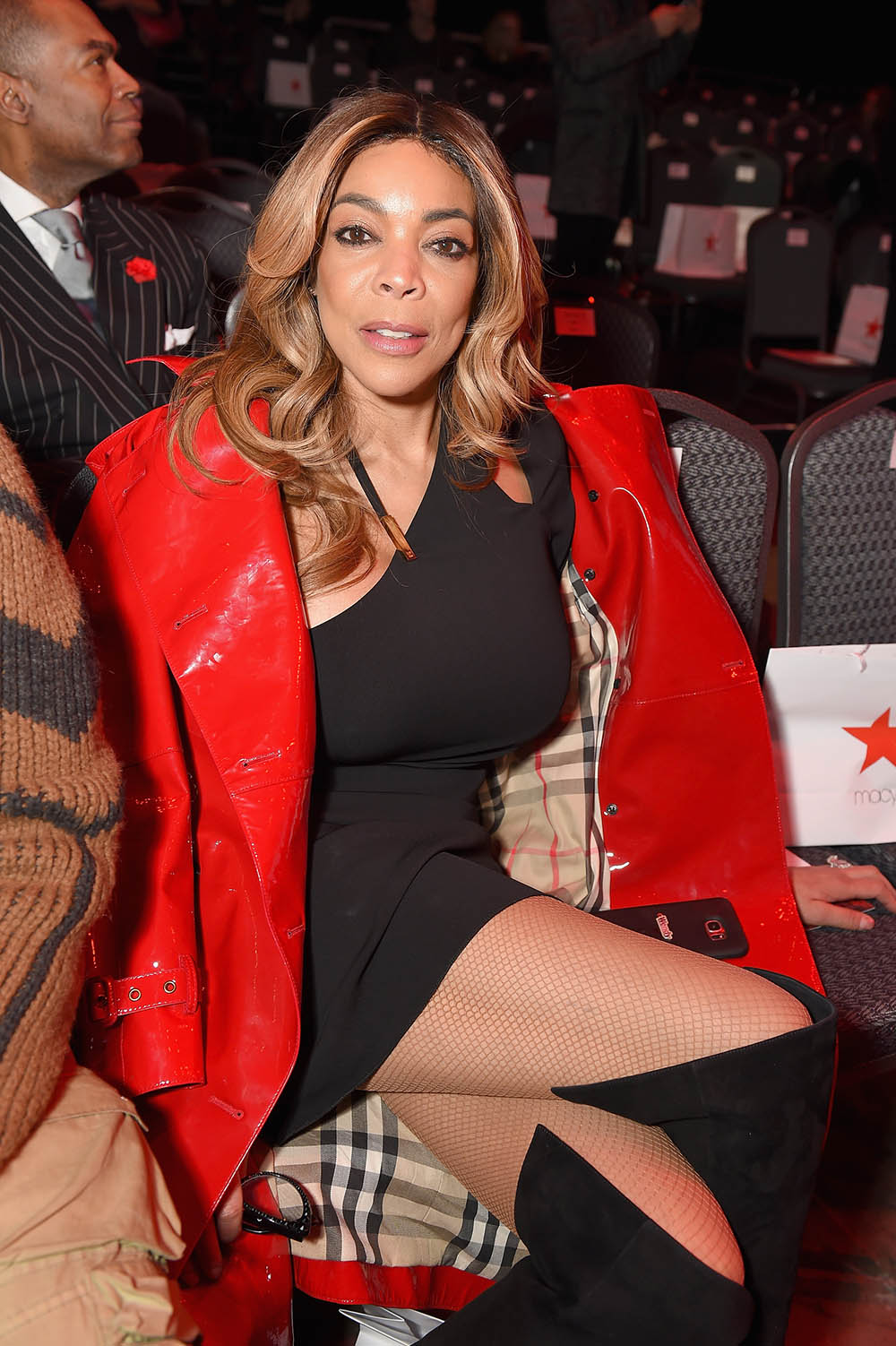 Wendy Williams attends The American Heart Association's Go Red For Women