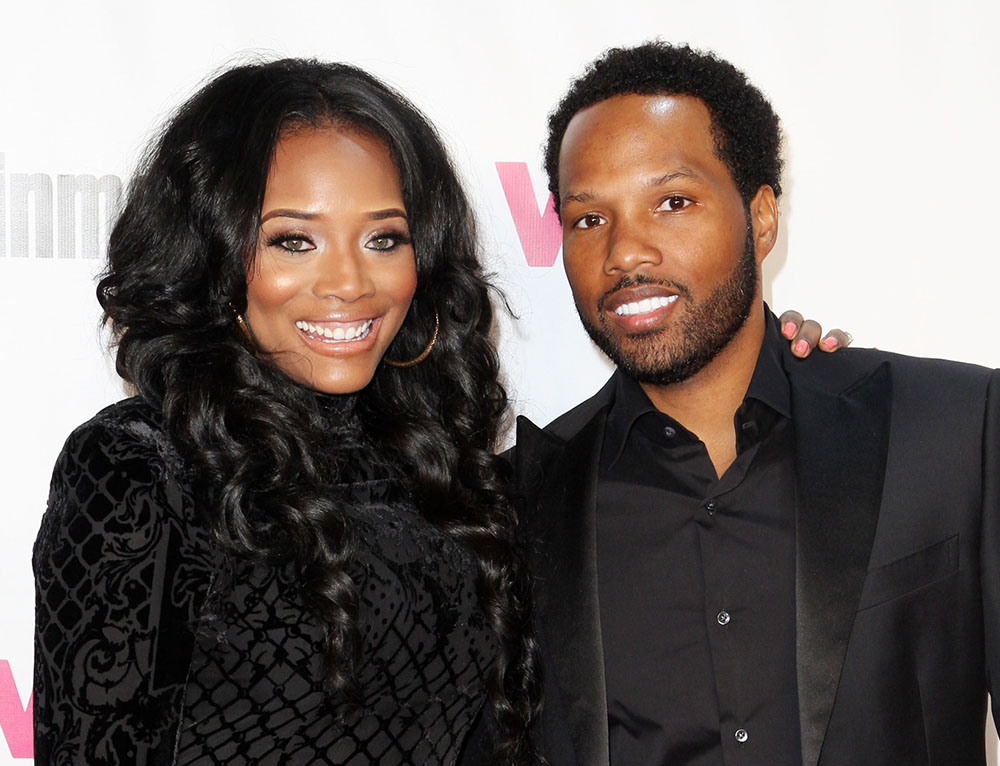 Yandy Smith (L) and Mendeecees attend VH1 Big In 2015
