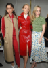 (L-R) Zendaya, Blake Lively, and Emily Blunt attend the Michael Kors Collection