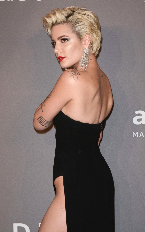 Halsey at 2018 Amfar Gala