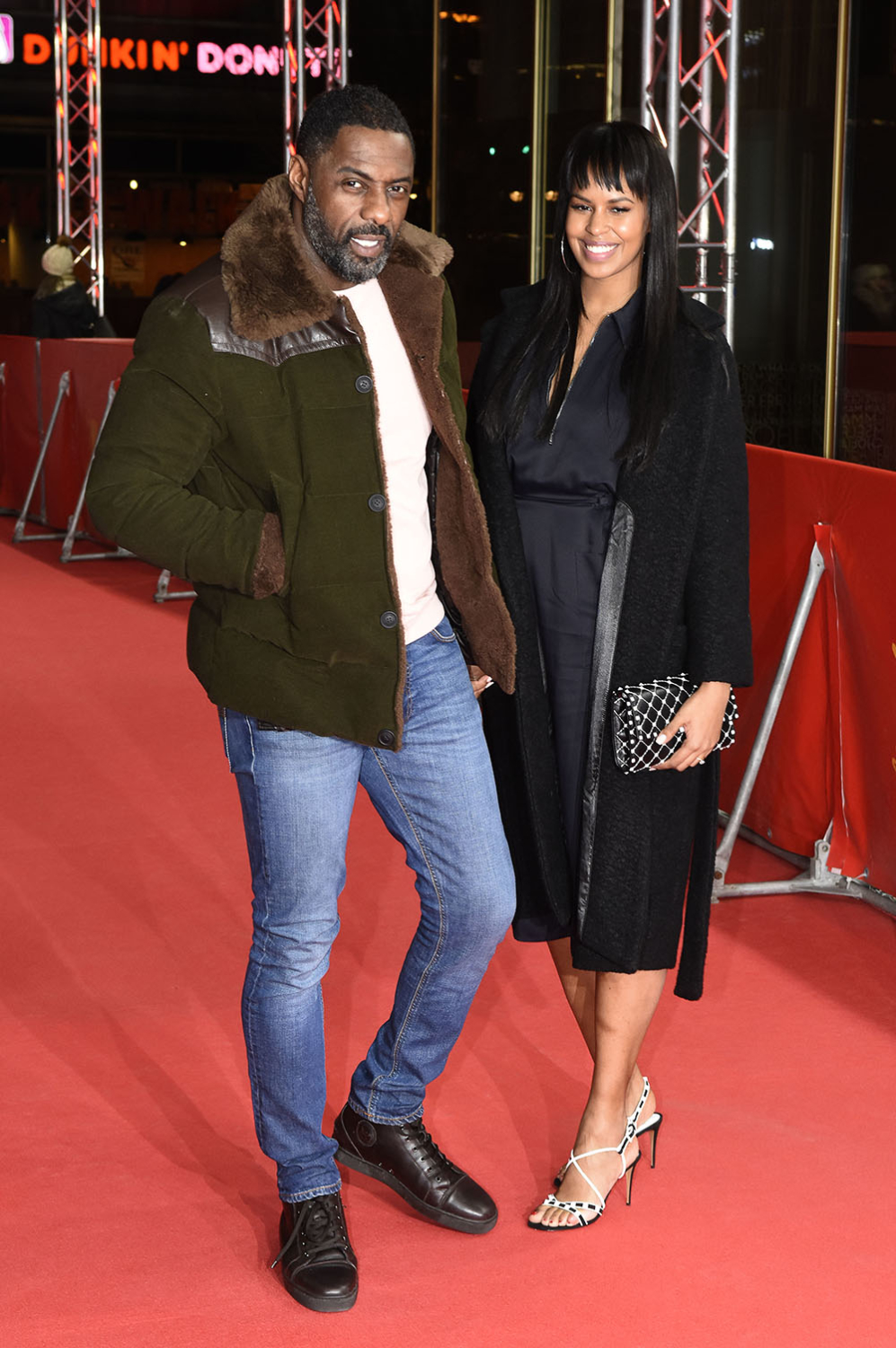 Idris Elba Amp Sabrina Dhowre Attend The 68th International