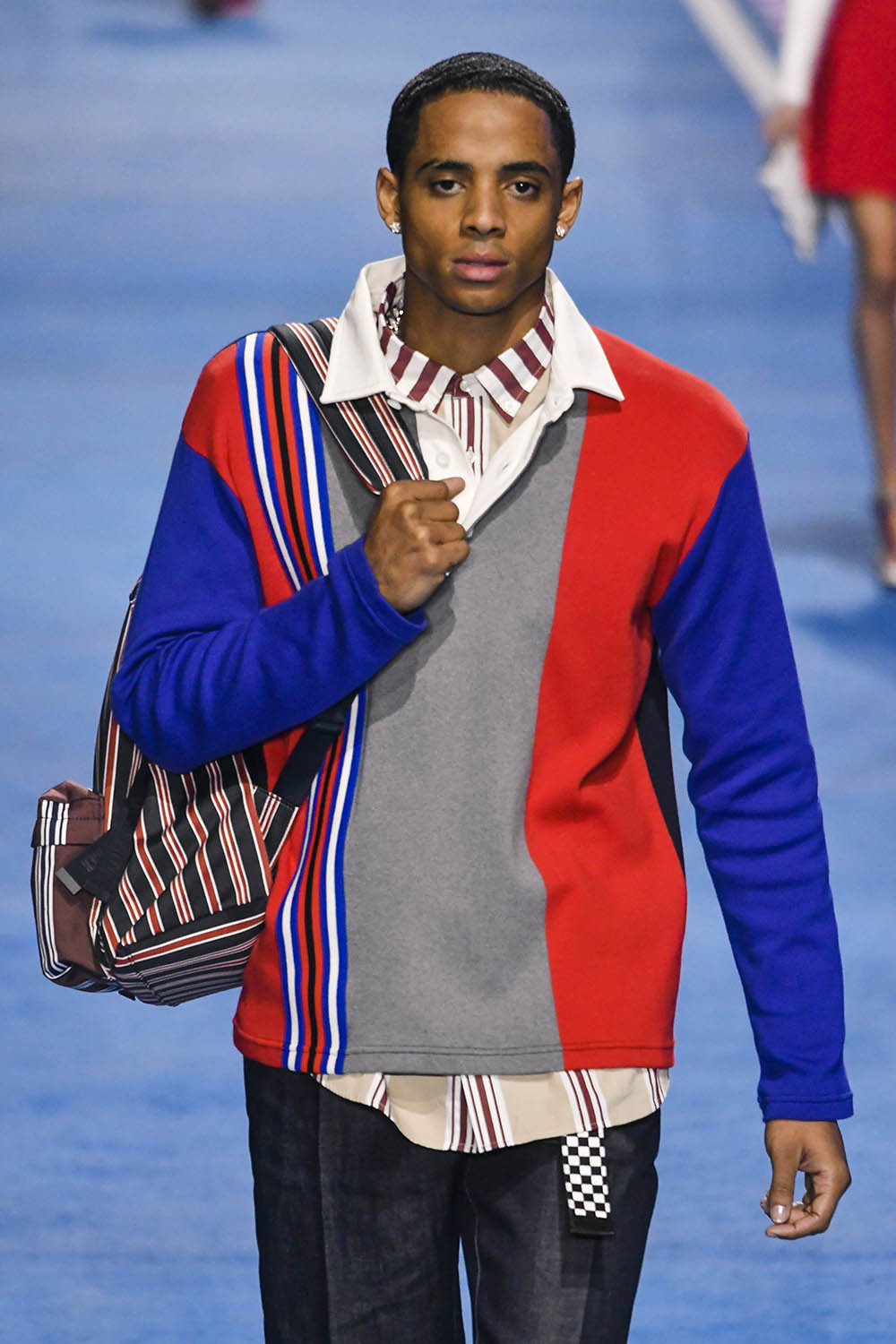 Tommy Hilfiger Show at Milan Fashion Week