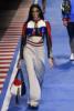 Winnie Harlow walks the runway at Tommy Hilfiger Show in Milan