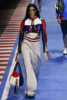 Winnie Harlow walks the runway at Tommy Hilfiger Show in Milan