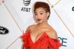 Amandla Stenberg attends the 2018 Essence Black Women In Hollywood