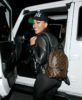 Meagan Good in Los Angeles