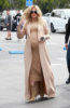 Khloe shops at Fred Segal