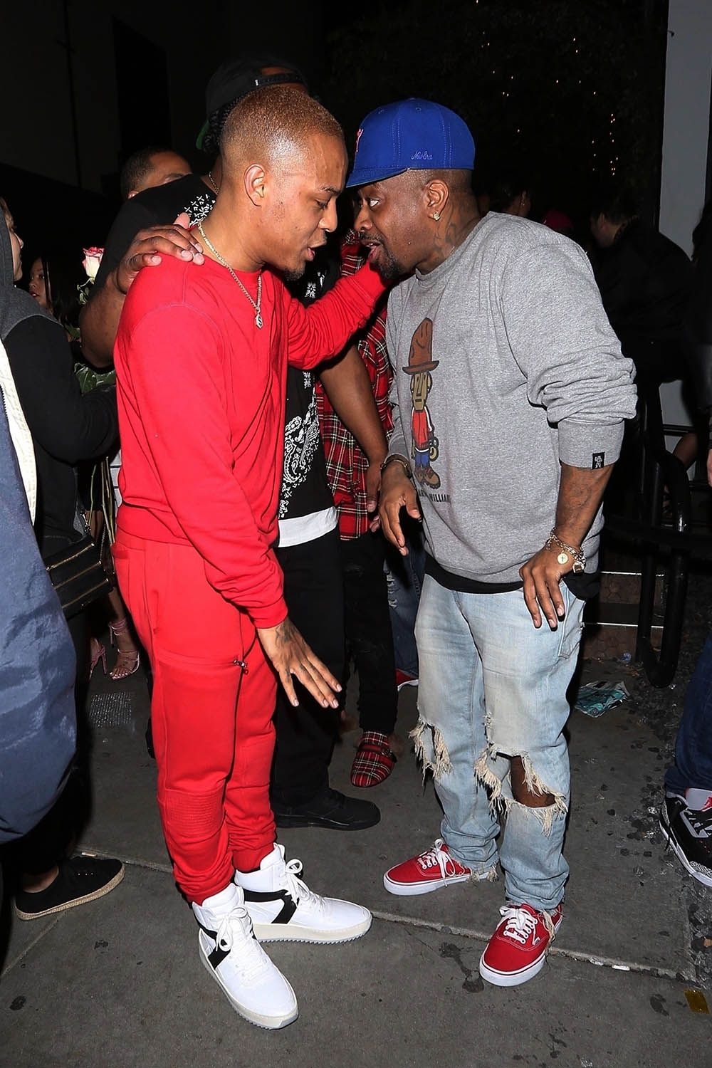 Bow Wow, Jermaine Dupri