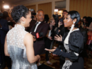 Tessa Thompson and Janelle Monae attends the 2018 Essence Black Women In Hollywood
