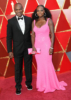 Julius Tennon & Viola Davis at the 90th Annual Academy Awards