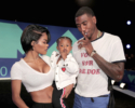 Teyana Taylor, Iman Shumpert Jr. and Iman Shumpert